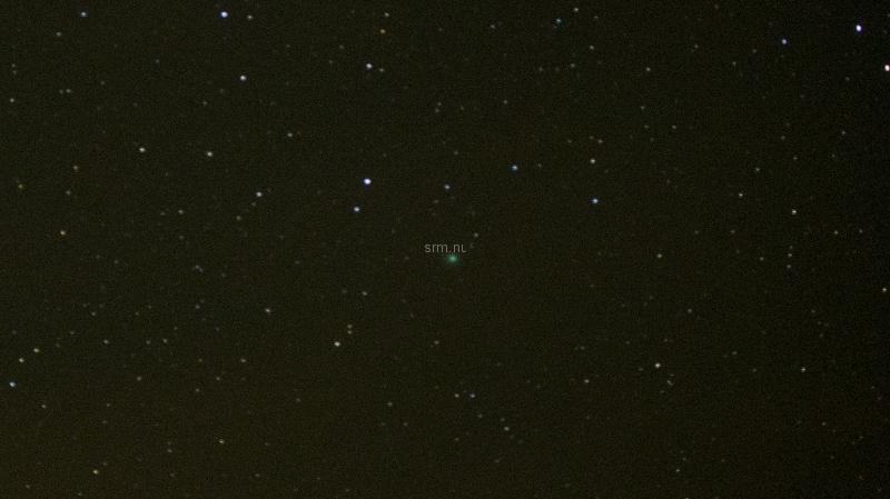 Jakten på cometen Lovejoy